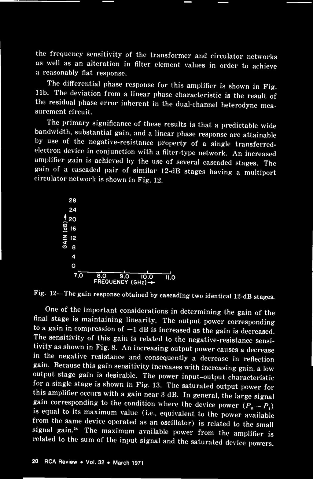 Review Mcbdo Contents March 1971 Volume 32 Number 1 Pdf Rc Timing Circuit Simulates An Developer Andrew Duffy The Deviation From A Linear Phase Characteristic Is Result Of Residual Error Inherent