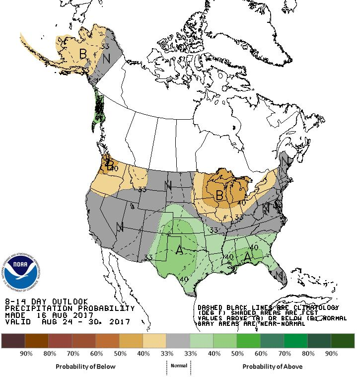 8-14 day outlook for August 24-30 http://www.