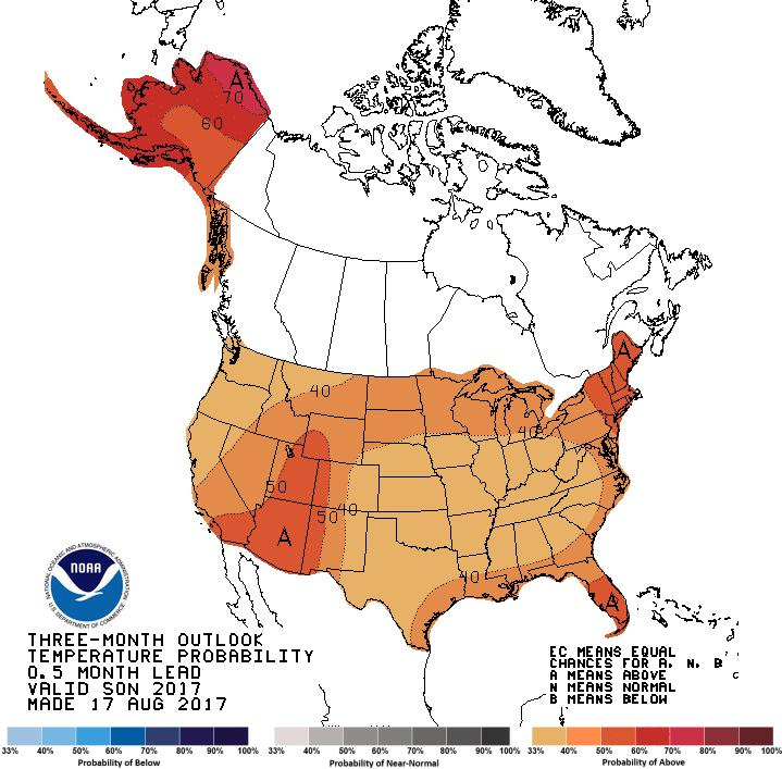 Autumn Outlook