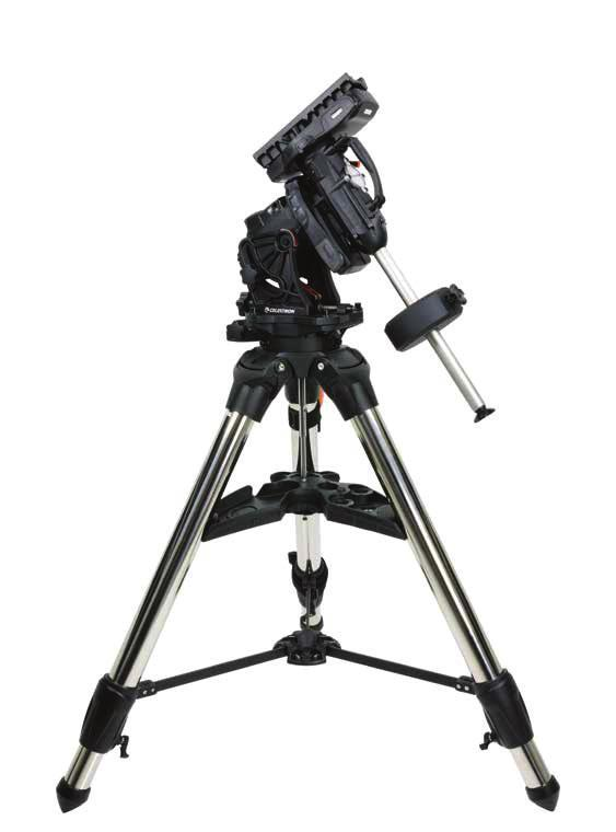 EQUATORIAL MOUNT AND TRIPOD