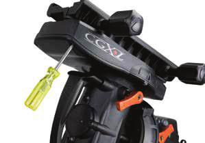 Appendix B: Care and Maintenance The CGX-L mount is sturdy and will last many years when properly cared for.