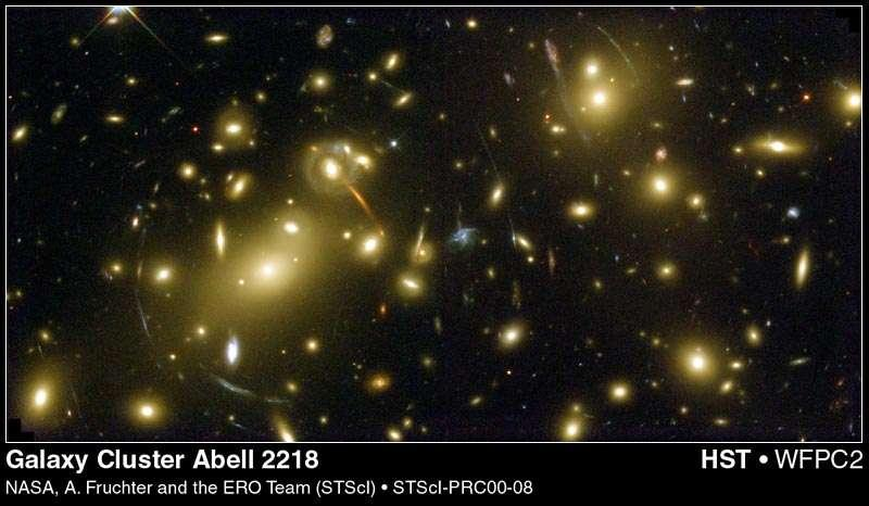 Gravitational Lensing Gravity bends light.