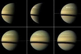 SATURN Average temperature: -300F Density:.