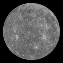 MERCURY Temperature: 840 F on the side facing sun, 100s below freezing away from sun Density: 5.