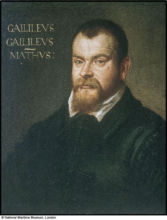 Galileo made many other discoveries. Galileo Galilei 4 moons of Jupiter (The Earth is not the only center of orbiting bodies! Also, these moons are not left behind as Jupiter moves.