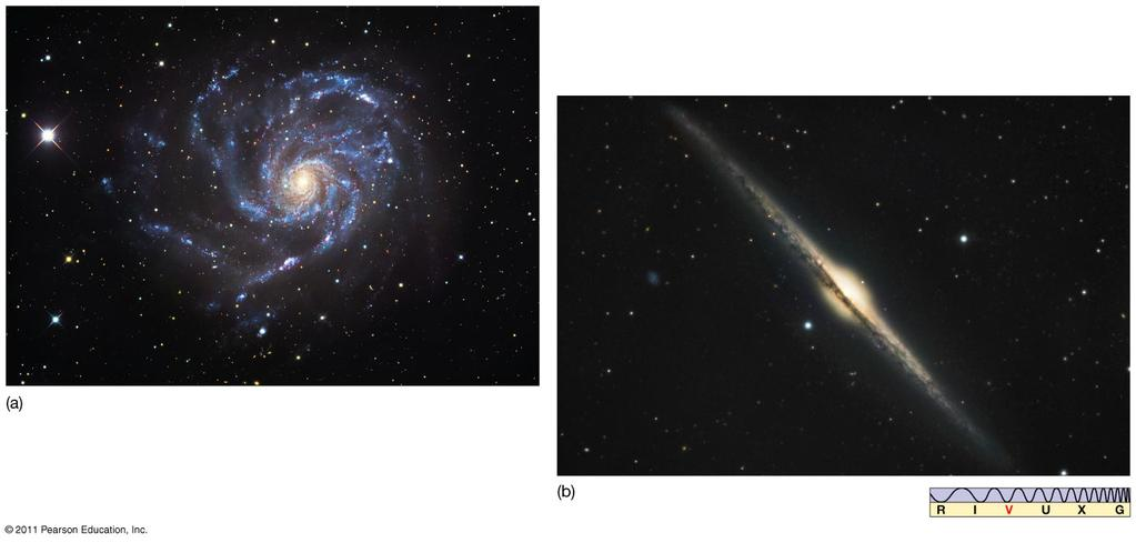 23.1 Our Parent Galaxy Here are two other spiral