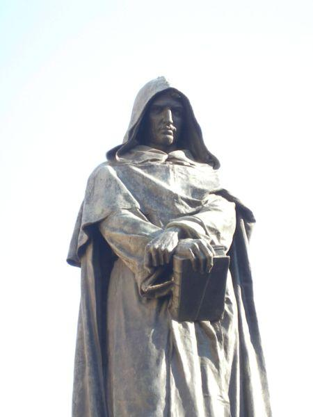 Reformation Giordano Bruno: builds on Copernicus.