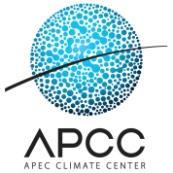The APEC CLIMATE CENTER Climate Outlook for October 2017 March 2018 BUSAN, 25 September 2017 The synthesis of the latest model forecasts for October 2017 to March 2018 (ONDJFM) from the APEC Climate