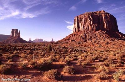 Desert Biomes Desert biomes are defined as areas receiving less than 25 centimeters of rain each year.