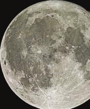 What is known about the Moon? Traveling with Earth This is the near side of the Moon. That s the half that faces Earth, and the side we see.