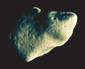 Asteroids An asteroid is a rocky mass that revolves around the Sun and is much smaller than a planet.