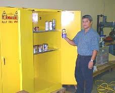Stay Safe Make sure all containers are properly labeled Use the proper protective equipment Store chemicals