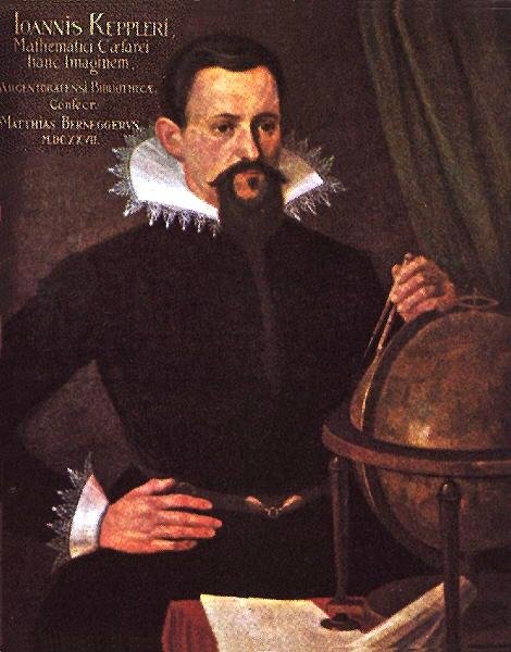 Mission is named in honor of Johannes Kepler (1571-1630) German mathematician & astronomer Best known for Kepler s laws of planetary motion 1.