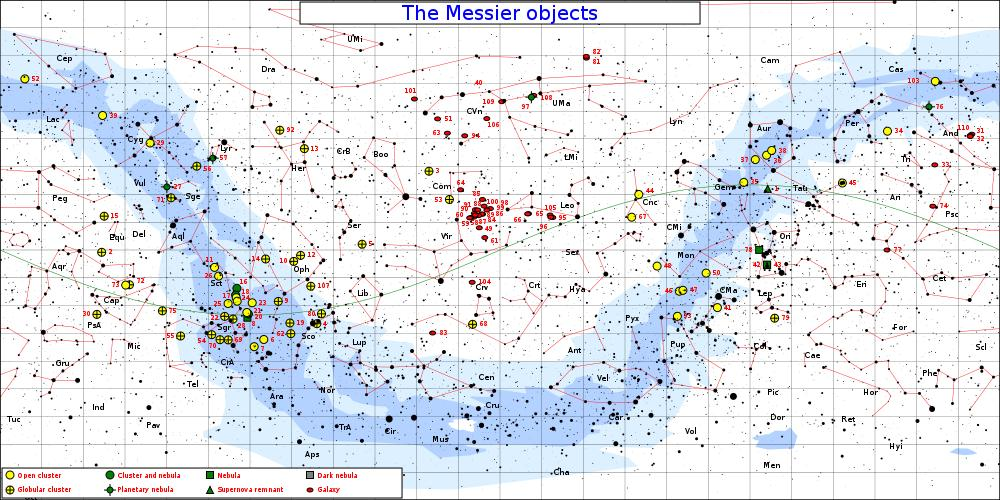 Selection of the Kepler field Rich in stars