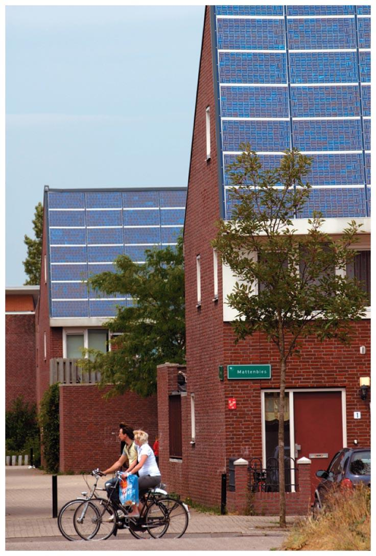 Sources of Energy Sources of energy Sun Example: Photovoltaic cells on rooftops catch the solar energy and convert it