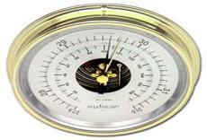 Most modern barometers do not contain mercury -