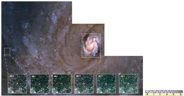 24.2 The Distribution of Galaxies in Space Cepheid