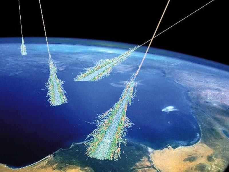 II. Cosmic Rays from