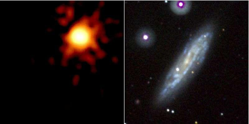 Types 1b and 1c supernovae are categories of stellar