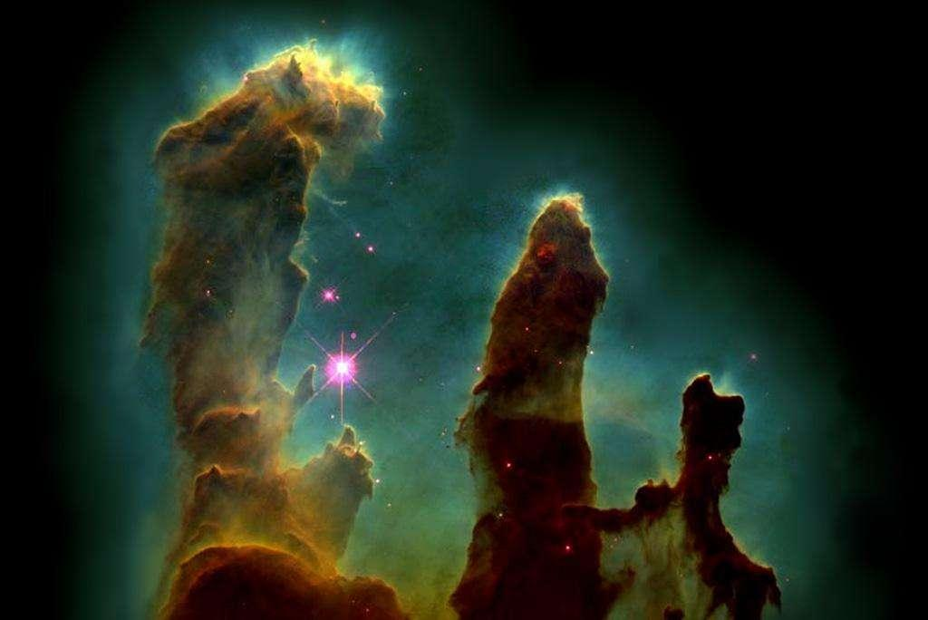 Supernova Remnants can become Molecular clouds These Molecular clouds are going to already contain all of the elements on the Periodic Table, which explains the existence of terrestrial planets like