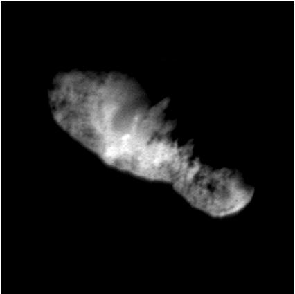 The nucleus of Comet
