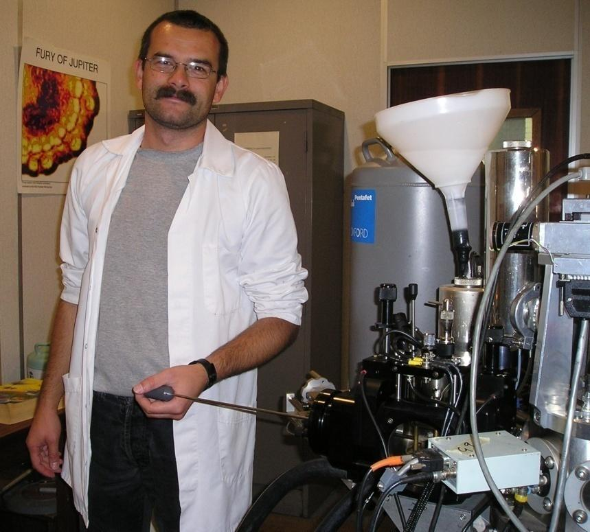 First Cryo-Measurement of Biological Tissues Using Protons The nuclear microprobe at Materials Research Group of ithemba LABS became the first such facility in the world with proven capabilities of