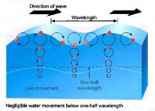 WAVES Crest- Trough- the bottom of the wave Wave height- Wave length- Where do waves come from? What causes waves?