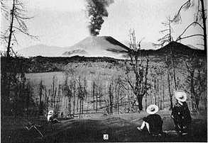 the first year of the eruption