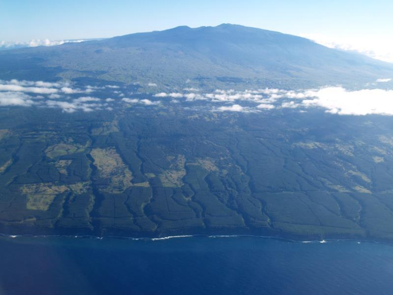 Volcano Facts Mauna Kea The dormant volcano in the Hawaiian Islands which is,