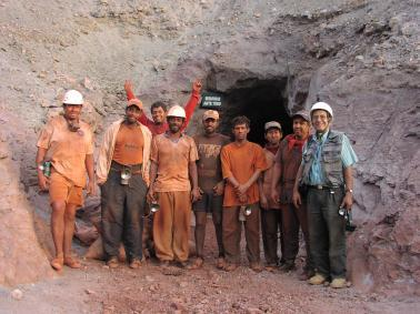 DEVELOPMENT AND MINING PROGRAM Objective It is in charge of