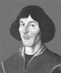 The earth doesn't move. Copernicus 1480 Sun-centered View The earth is spherical (round). The earth spins on its axis.