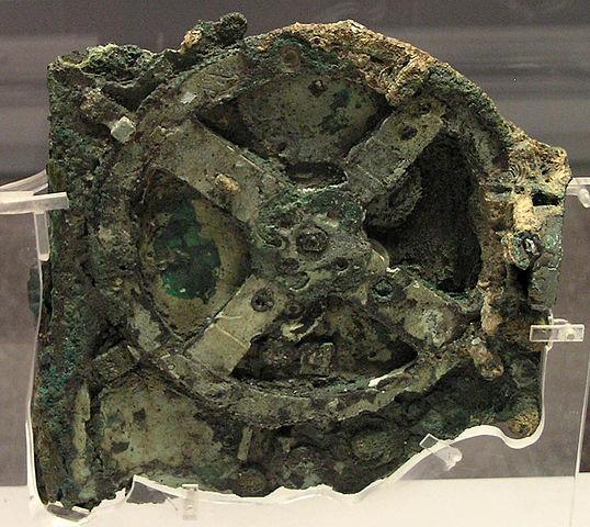 Antikythera Mechanism Greek analog computer for tracking stars (60-70 BCE) Has 37 gear wheels enabling it to: follow the