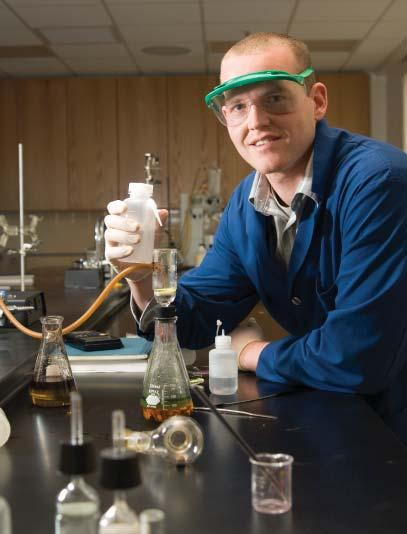 Department of Chemistry Chemistry Introduction Chemistry is the study of matter, energy, and their transformations.