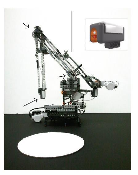 Applications: Signal Detection: oooo Modeling a Robotic Sensor (Malakar, Gladkov, Knuth) In this project, we aim to model the spatial sensitivity function of a LEGO light sensor for use on a robotic