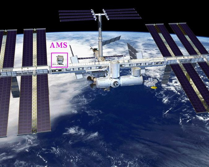 AMS-02 instrument 3