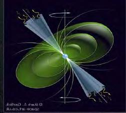 Astrophysical Explanation Pulsars S.