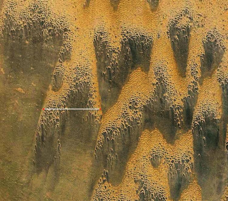 142 Saudi Arabia: An Environmental Overview Until the availability of satellite imagery our knowledge of the distribution of dune types in the Rub al Khali was rather sketchy and based mainly on the