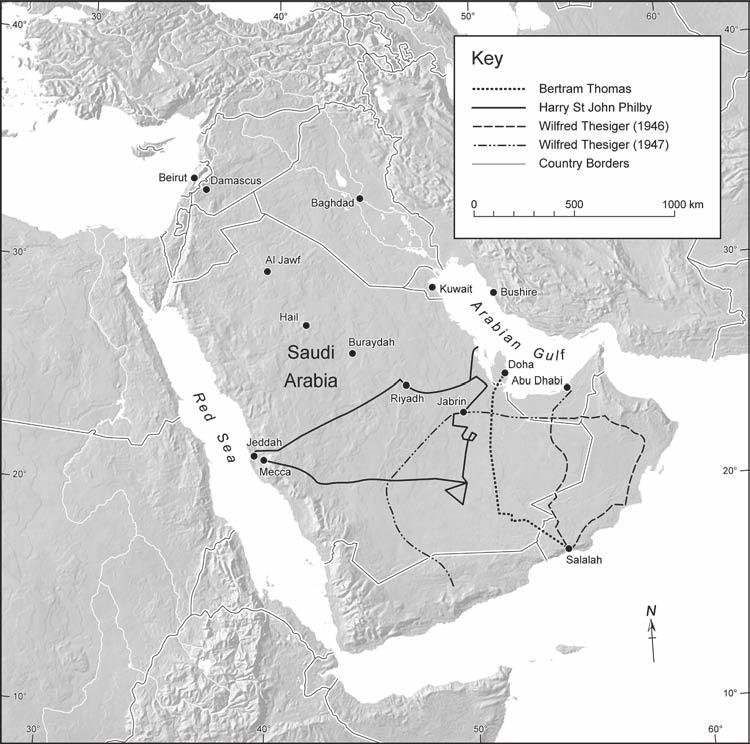 12 Saudi Arabia: An Environmental Overview Philby s adventures in Arabia started in 1917 when, as an official in the Indian Civil Service, he landed in Bahrain and travelled on to Riyadh to meet the