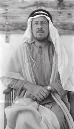An environment discovered 13 Arabian biogeography. On his 1932 expedition to the Empty Quarter Philby became the first European to see the legendary Wabar impact crater.