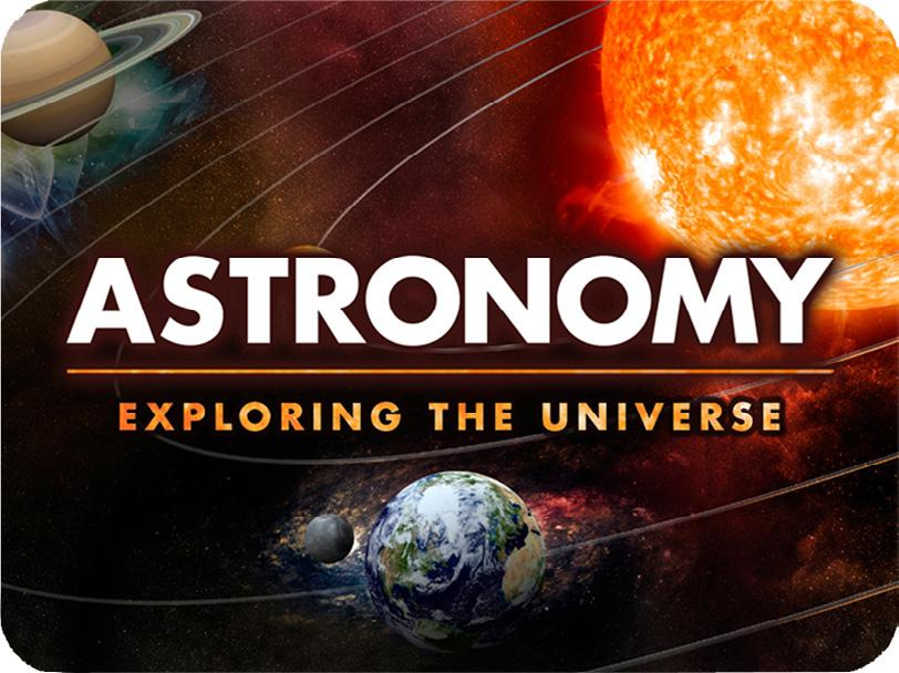 Astronomy: Exploring the Universe Course Description Why do stars twinkle? Is it possible to fall into a black hole? Will the sun ever stop shining?