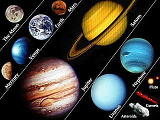Introduction to the Solar System Sep.