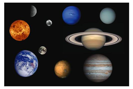 The Pieces of the Solar System The Sun The Inner Planets Mercury, Venus, Earth, Mars The