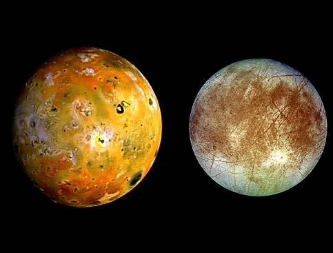 Io is the most volcanically active world in the Solar System.