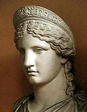 Hera Zeus wife and sister Queen of the gods. Special protector of marriage & married women.