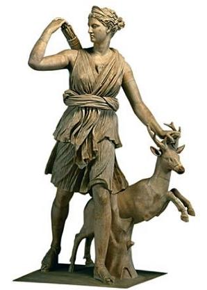 Artemis The last of the virgin goddesses Apollo s twin The goddess of
