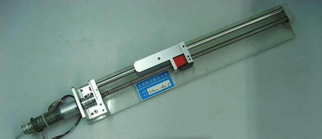 Modeling Overview of Linear Motion Units Linear motion units has flexibility and mechanical friction, etc.