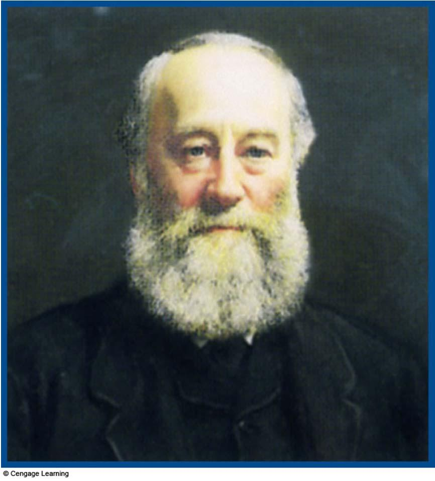 James Prescott Joule 1818 1889 British physicist Conservation of