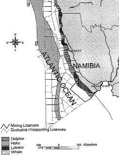 page 266 DIAMOND MINING ON THE COAST OF NAMIBIA (cf page 197 and