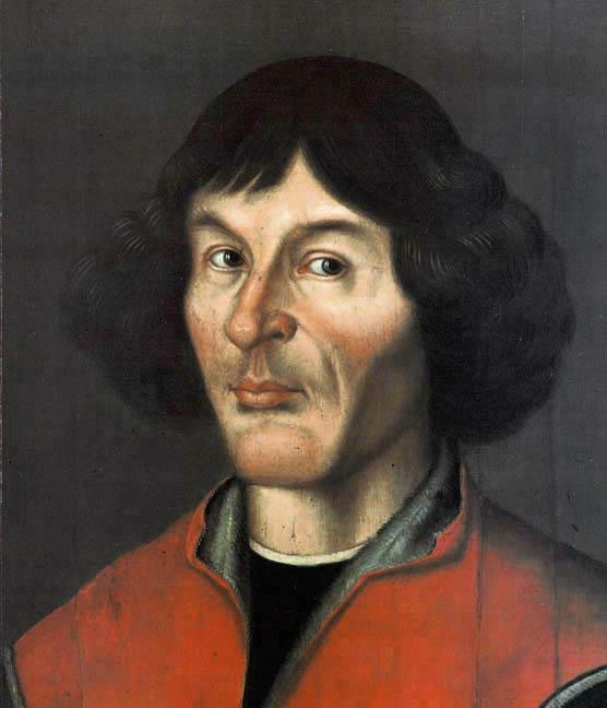 Copernicus(1473-1543) Believed in a heliocentric universe (Sun at the centre).