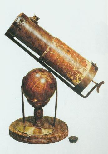 Newton Continued He Invented the reflecting telescope which